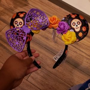 Disney Coco Day of the Dead Ears